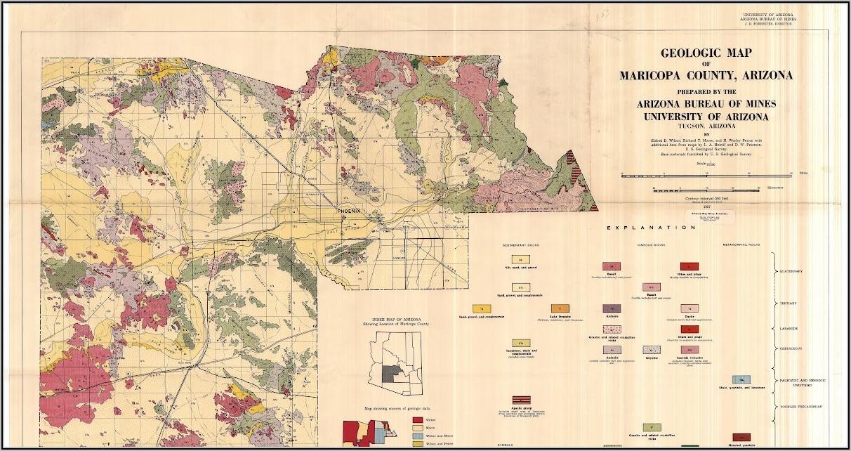 Maricopa County Assessor Aerial Maps
