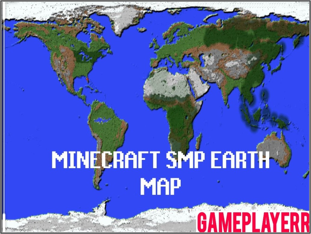 Minecraft Earth Map Download 1.16.1
