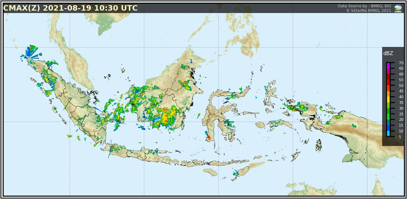National Weather Radar Map Tomorrow
