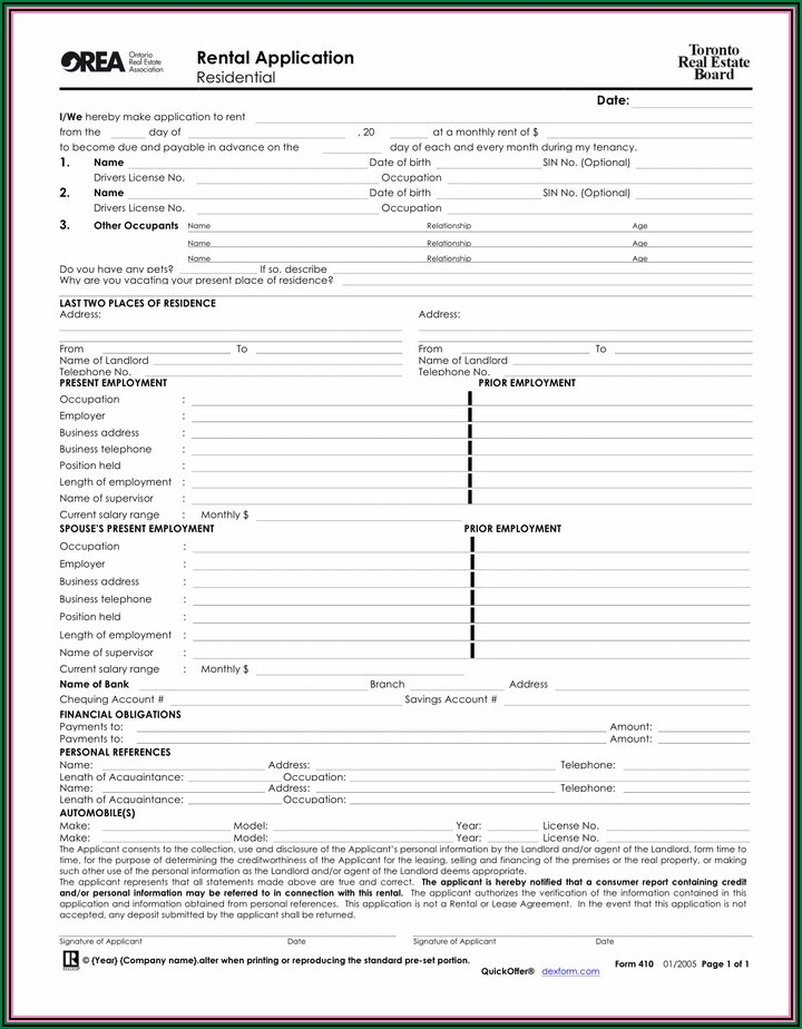 Ontario Divorce Form 25a