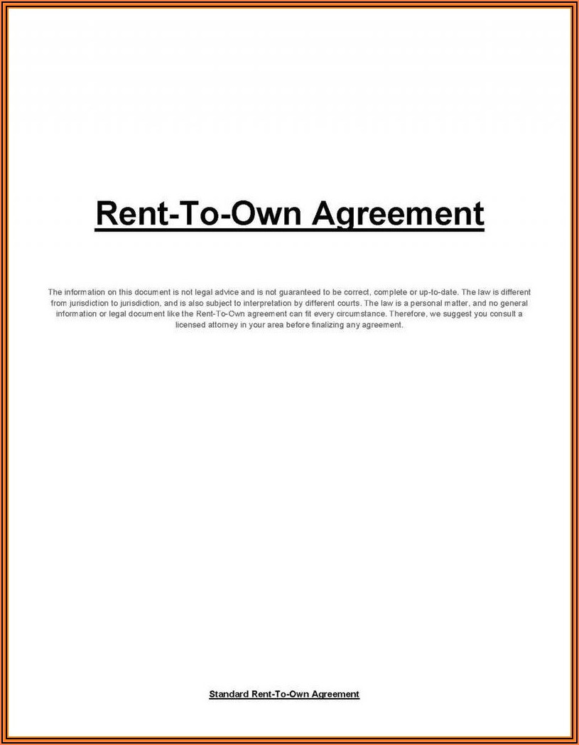 Real Estate Sales Agreement Form Bc