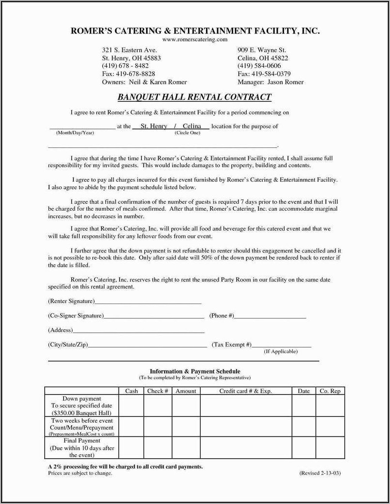 Rental Property Accounting Template