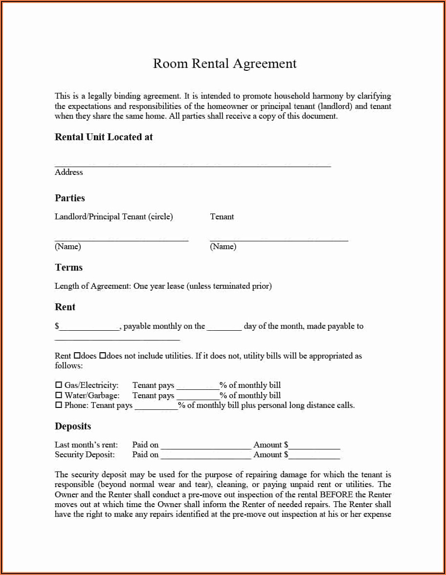 Simple Commercial Lease Agreement Philippines