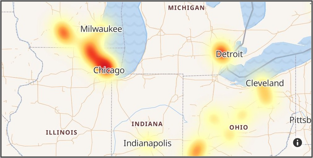 Spectrum Internet Outage Map Charlotte Nc