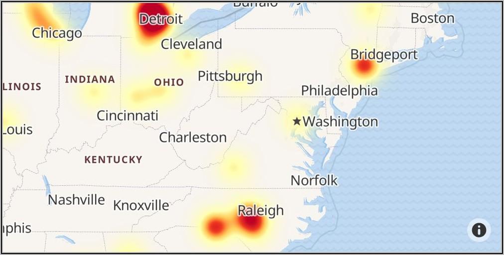 Spectrum Internet Outage Map Orlando