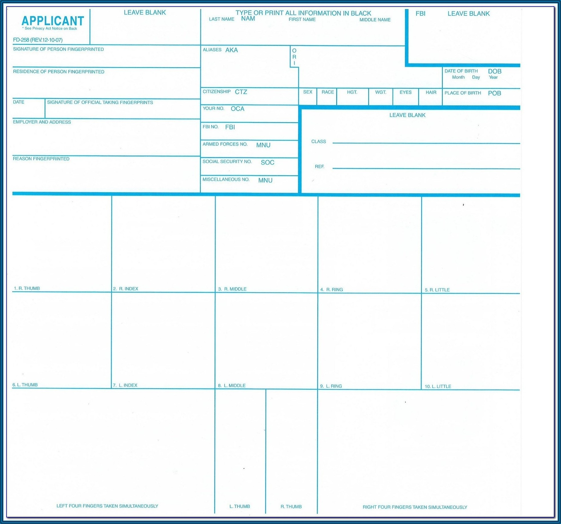 Standard Model Release Form Pdf