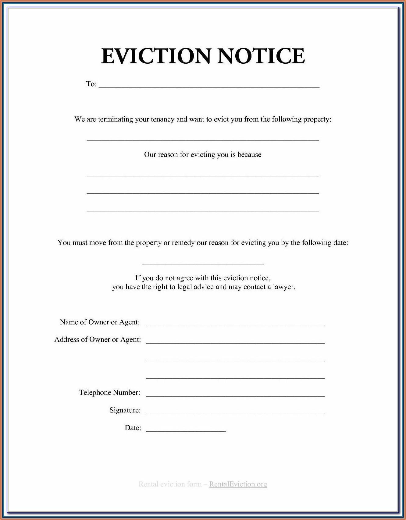 Tenant Guarantor Form Ontario