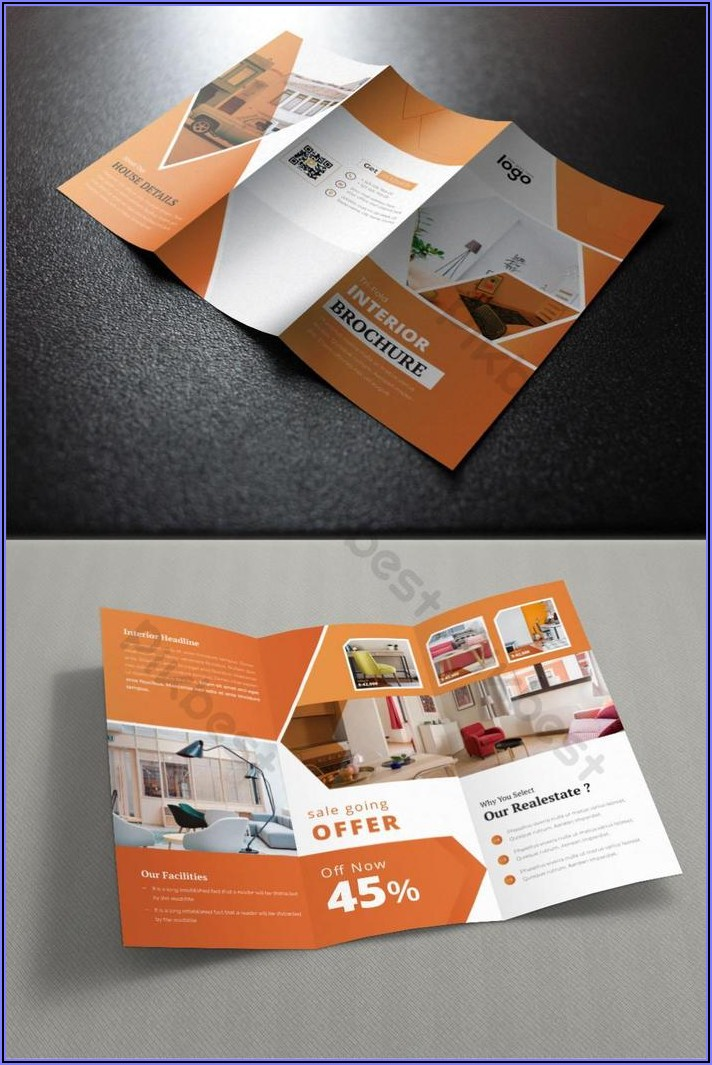 Tri Fold Brochure Template Download