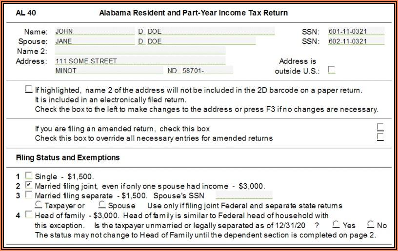 Unemployment W2 Form Alabama