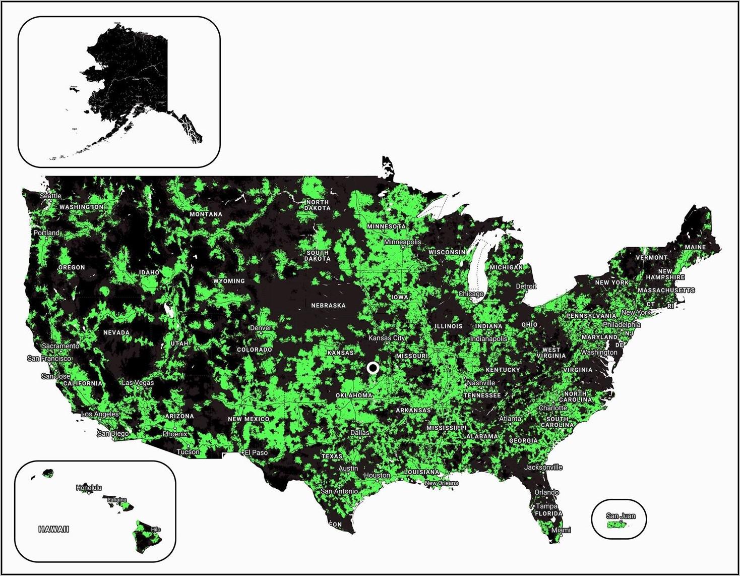 Verizon 5g Coverage Map Columbus Ohio