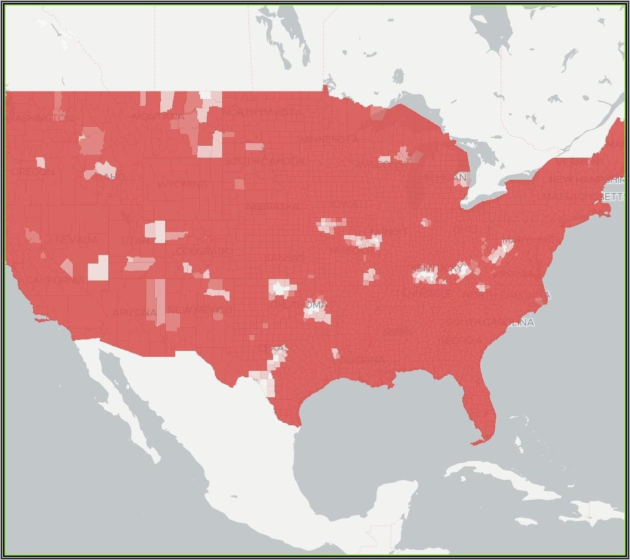 Verizon 5g Home Coverage Map Sacramento