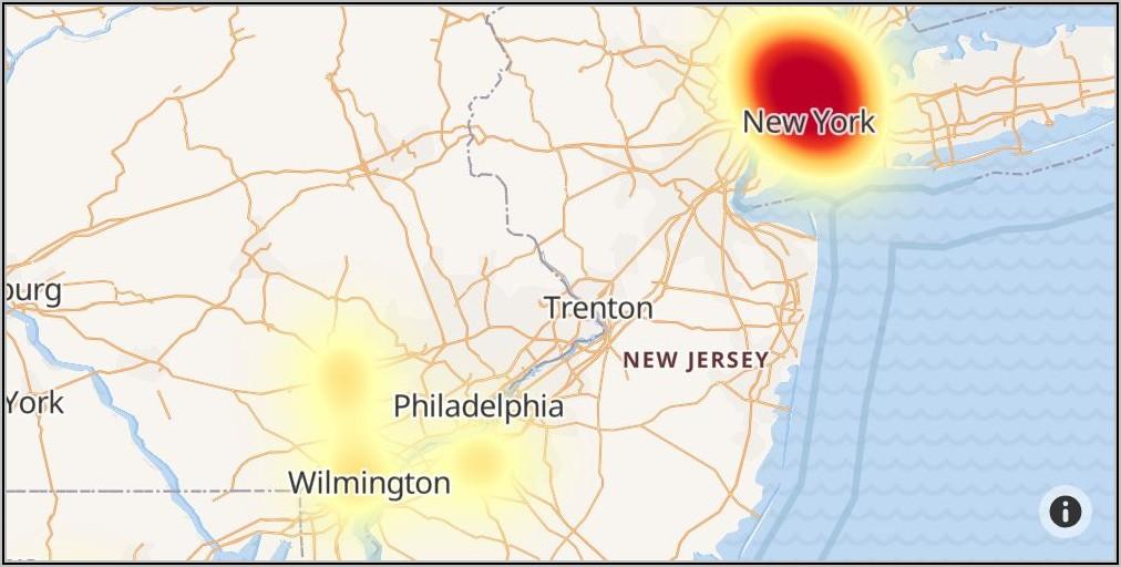 Verizon Fios Outage Map Richmond Va