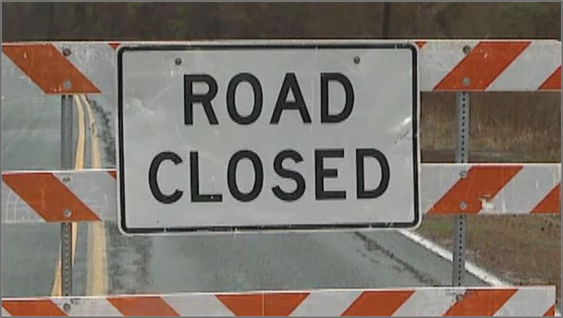 Wayne County Nc Road Closures Map
