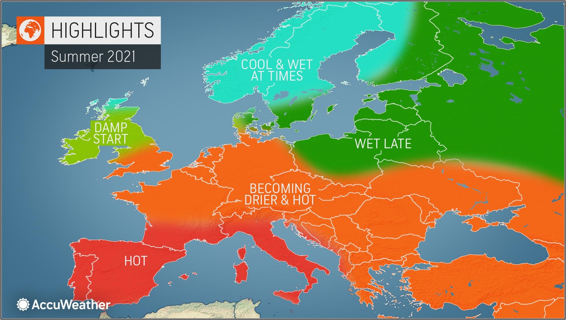 Weather Forecast Ukraine Map