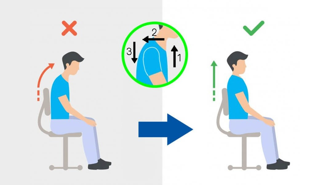 7 Tips To Improve Your Posture At Work