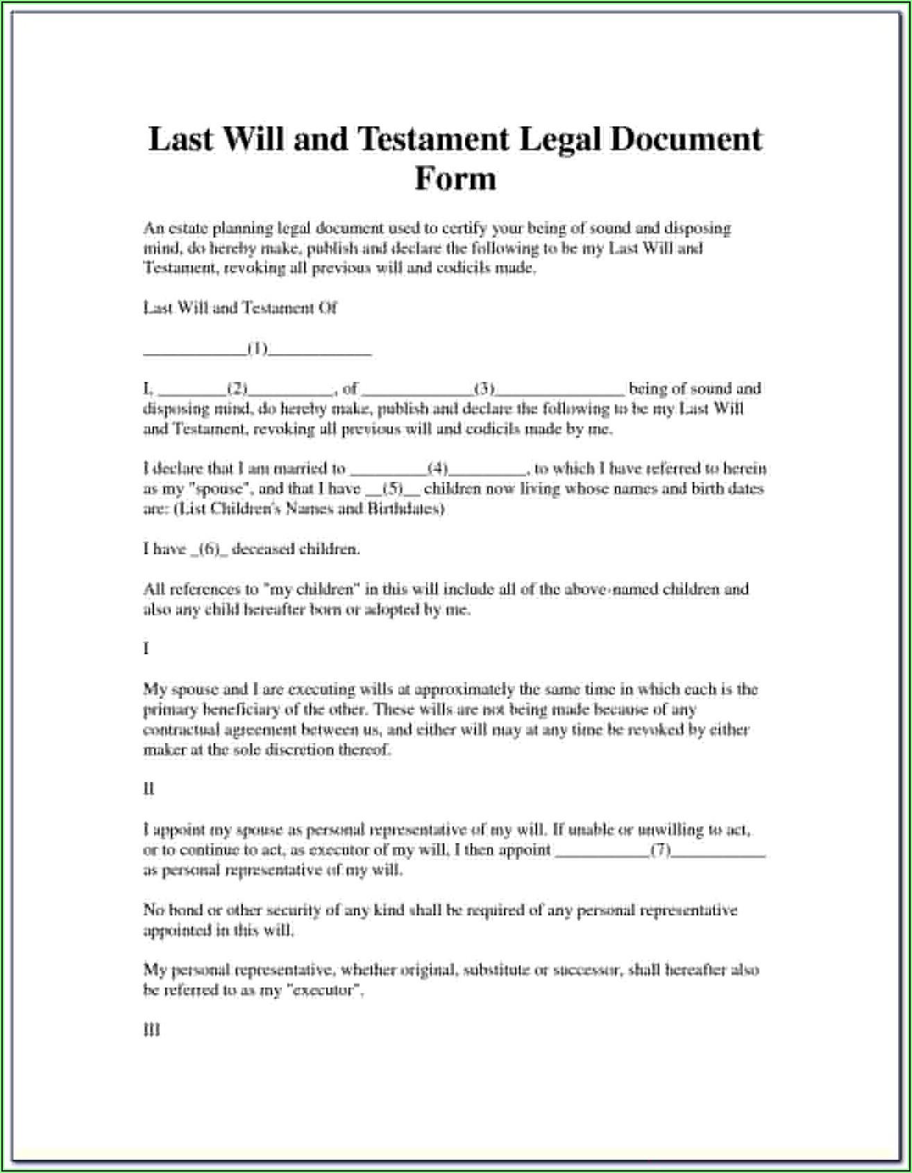 Adams Legal Forms Templates