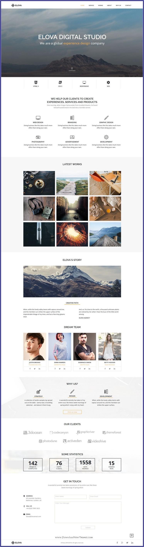 Best Responsive Design Website Templates