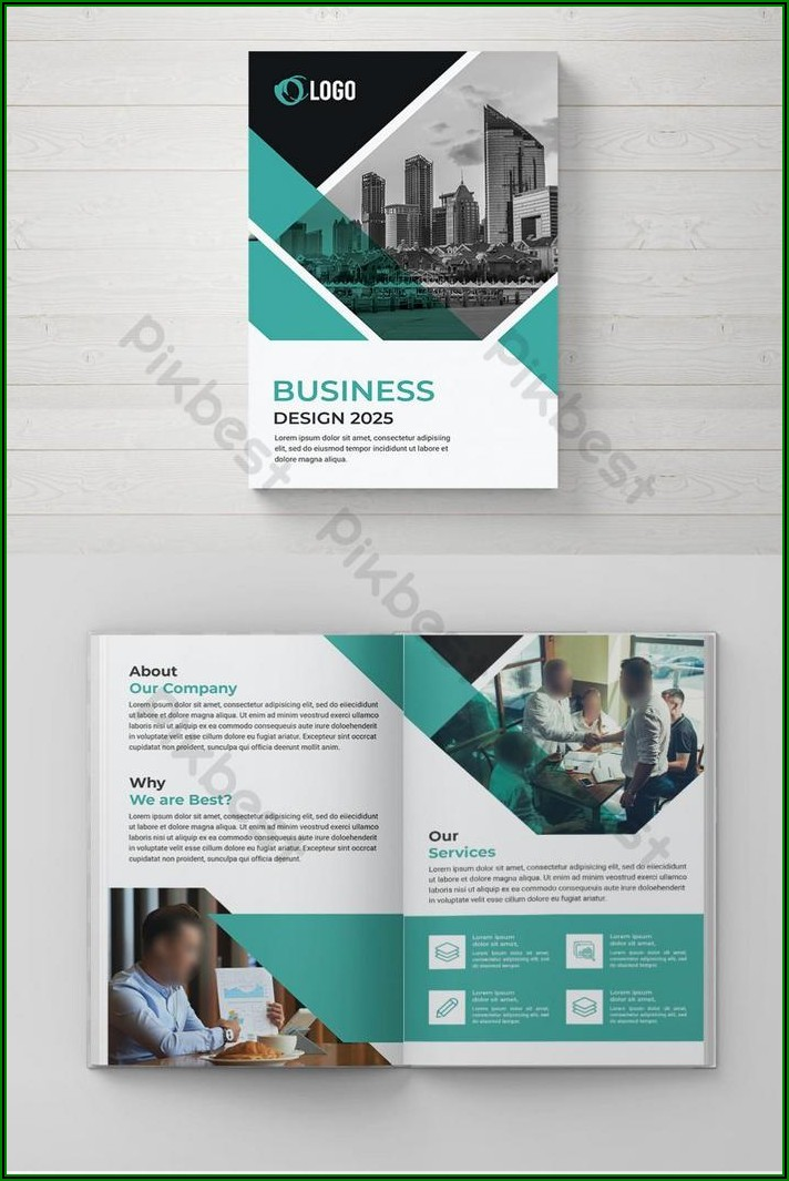 Bi Fold Brochure Template Free Download