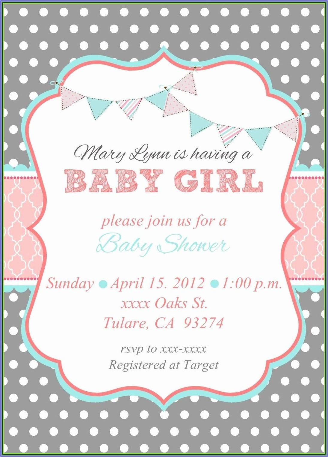 Evite Baby Shower Invitation Templates