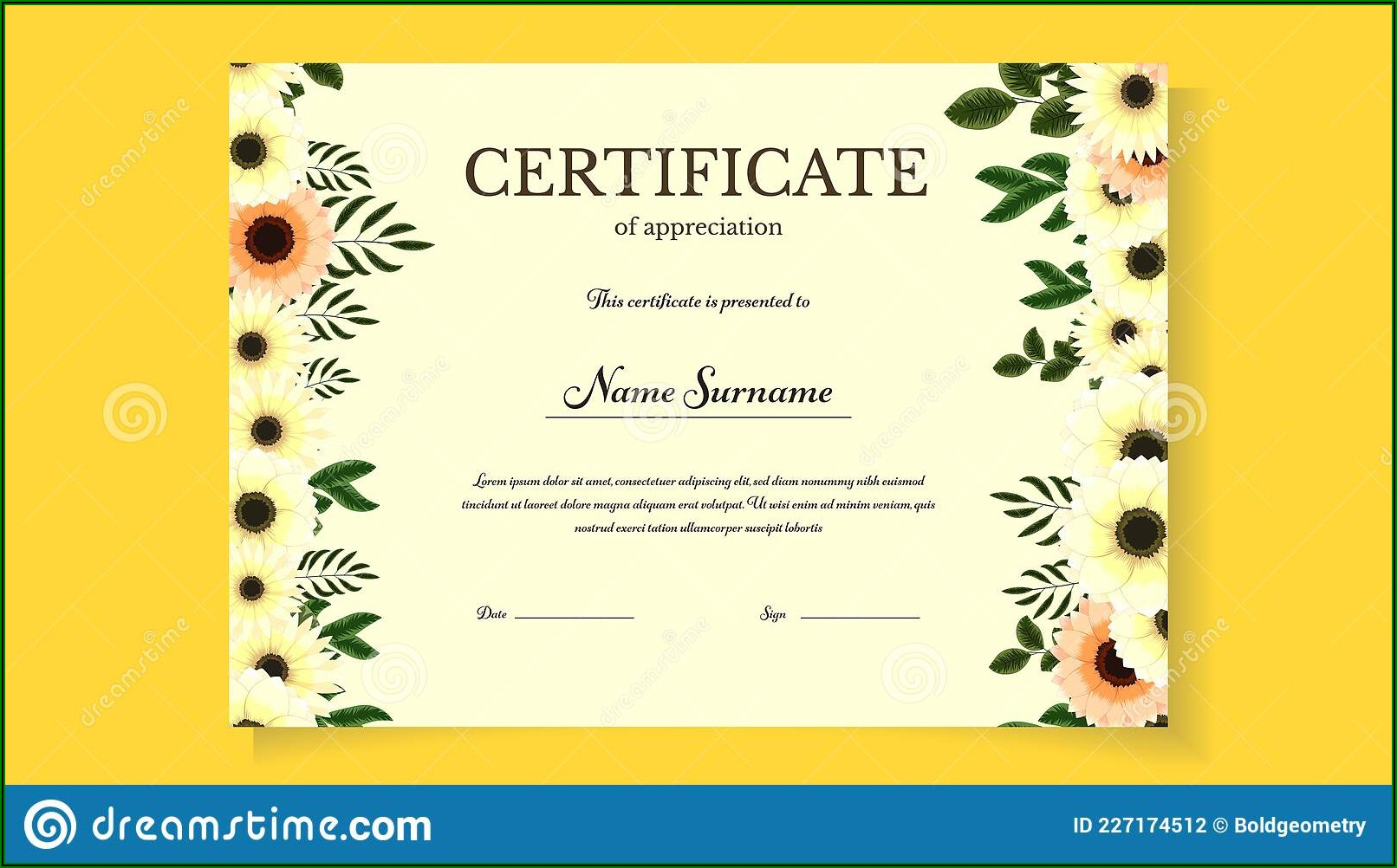 Free College Diploma Template