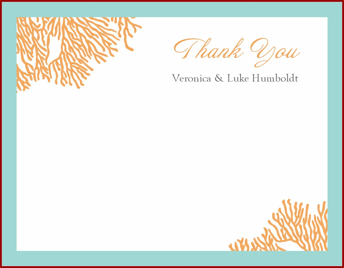 Free Funeral Thank You Card Templates