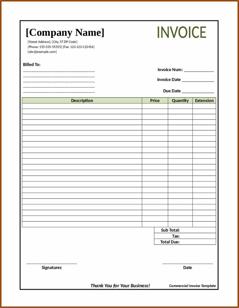 Free Printable Cash Receipt Form