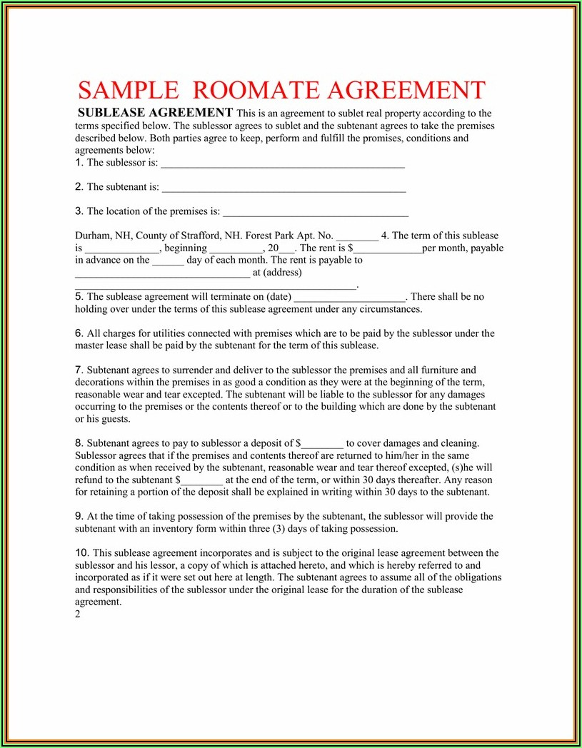 Free Real Estate Referral Fee Agreement Template