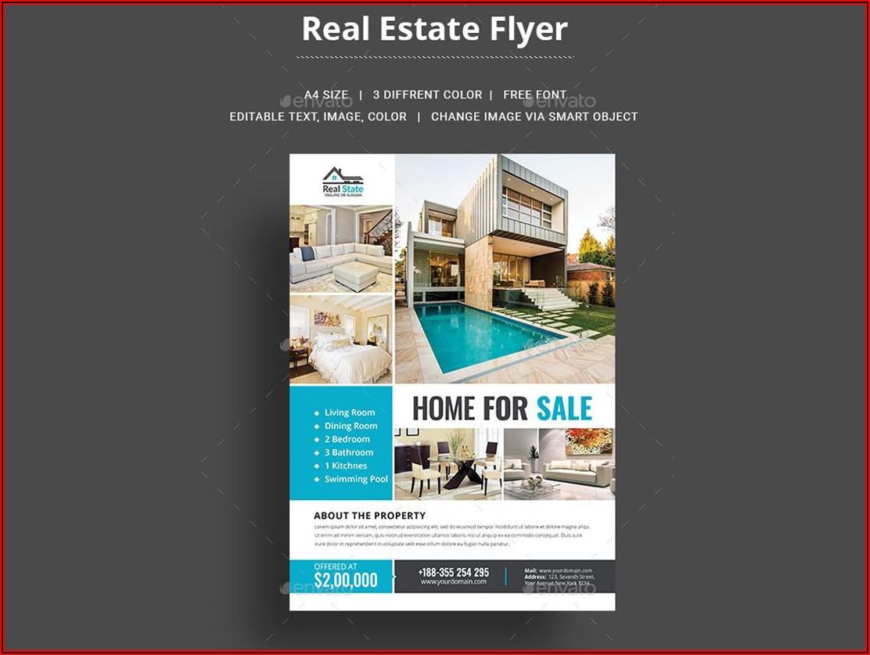 Free Realtor Flyer Templates