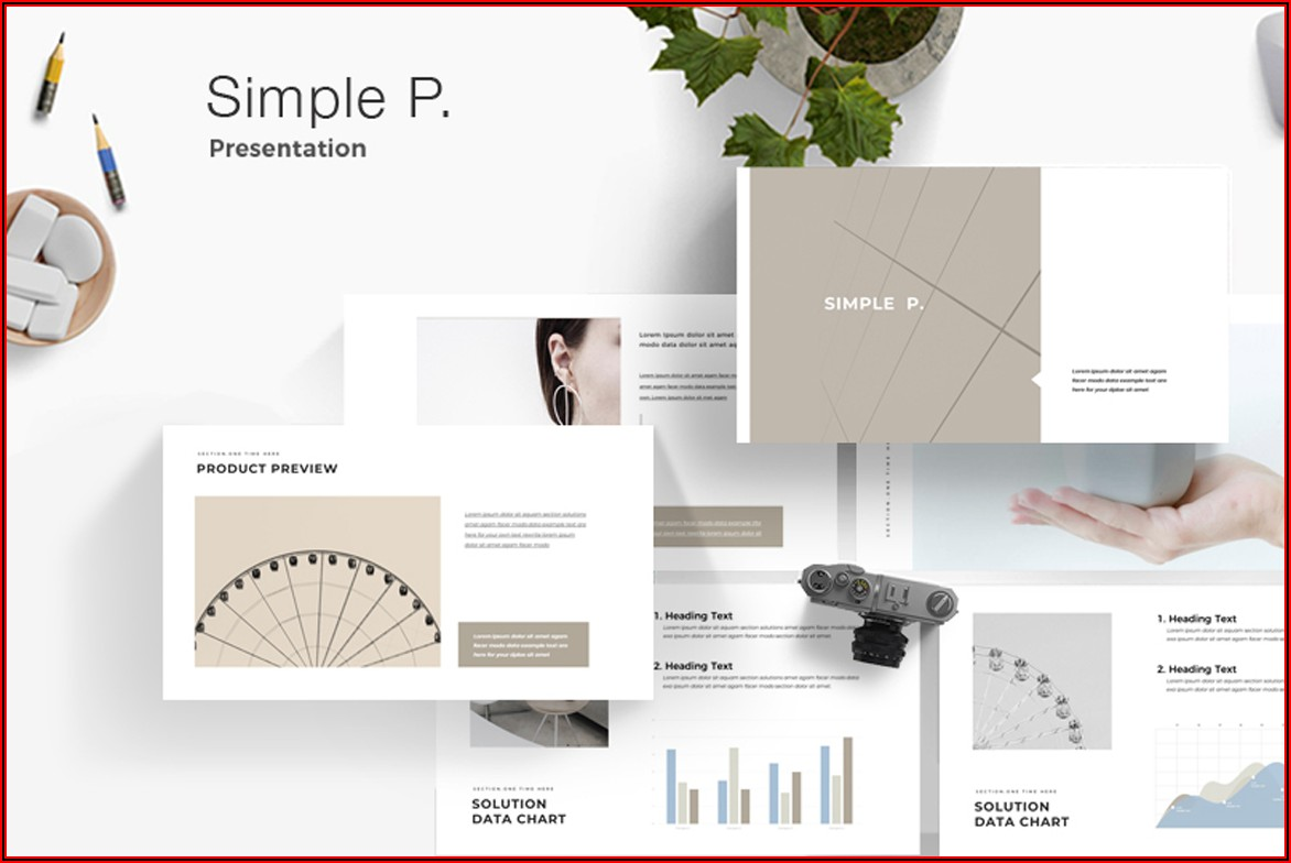 Free Simple P&l Template