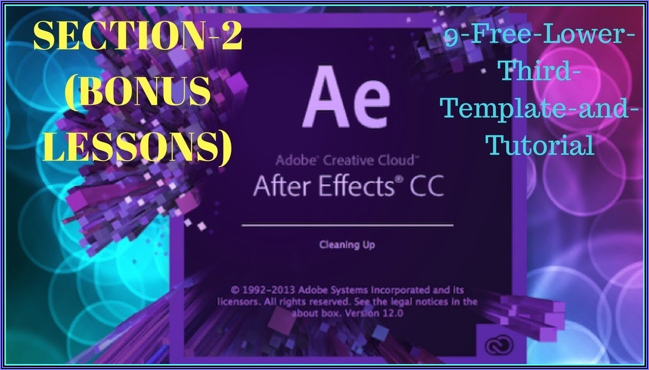 Holi Video After Effects Templates Free Download