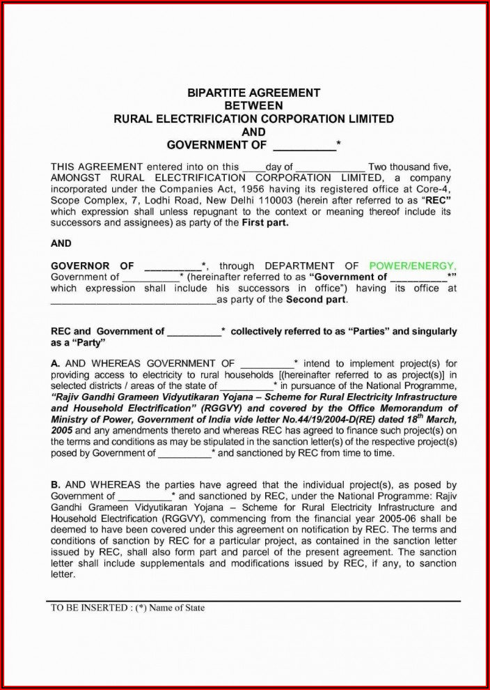 Land Purchase Agreement Template Uk