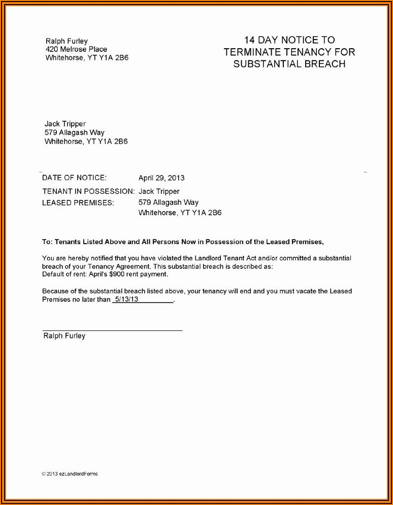 Landlord Tenant Agreement Form In Ghana