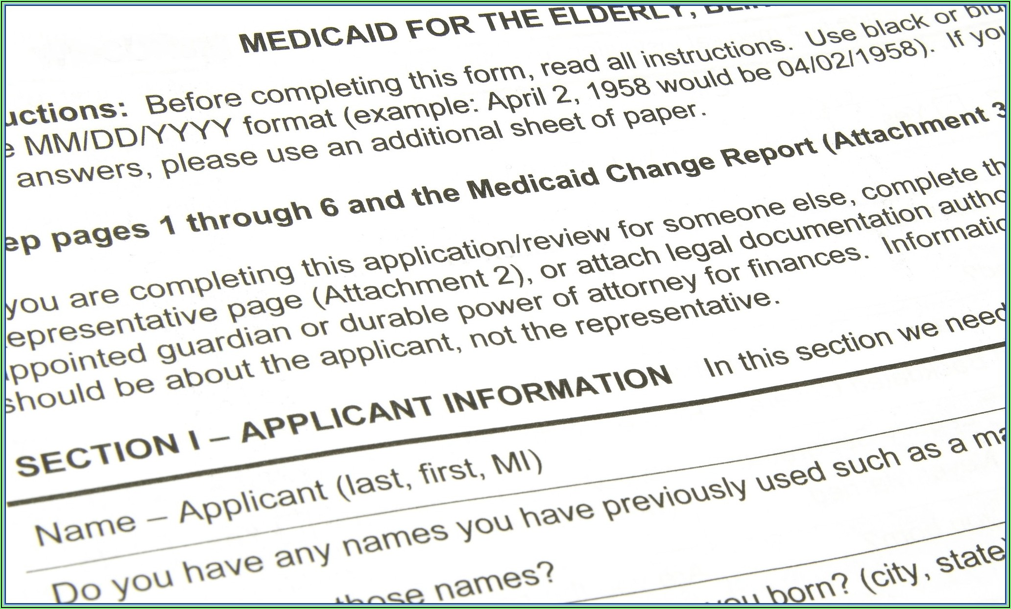 Medicare Crossover Form For Medicaid