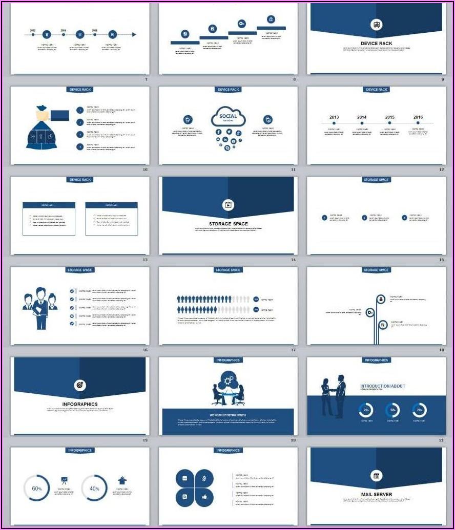 Modern Business Plan Powerpoint Template Free Ppt