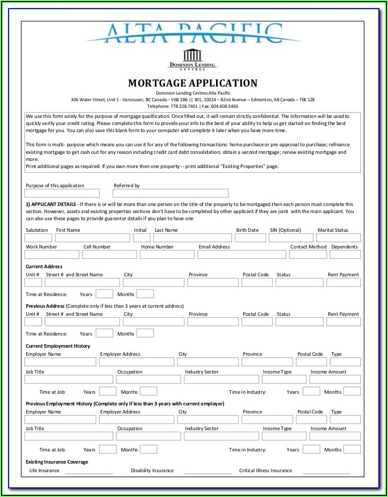 Nhfdc Loan Application Form
