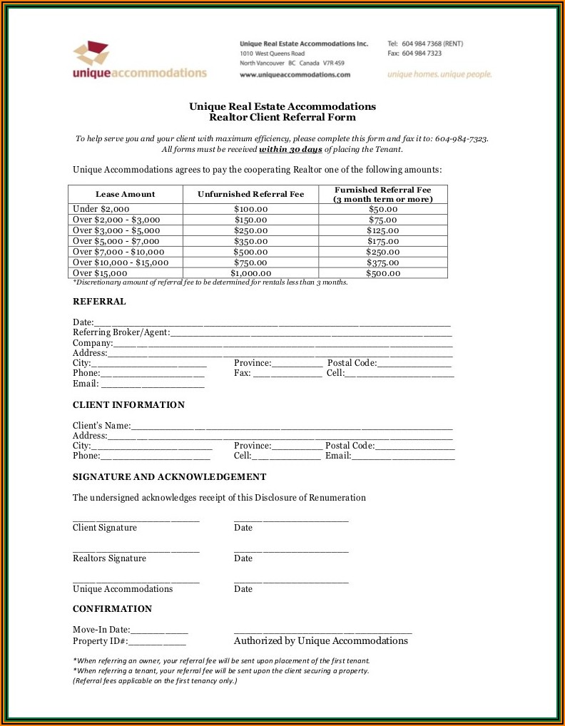 Orthodontic Referral Form Barts