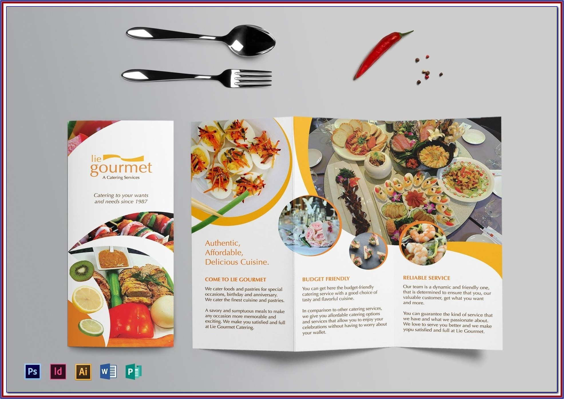Restaurant Food Cost Excel Templates