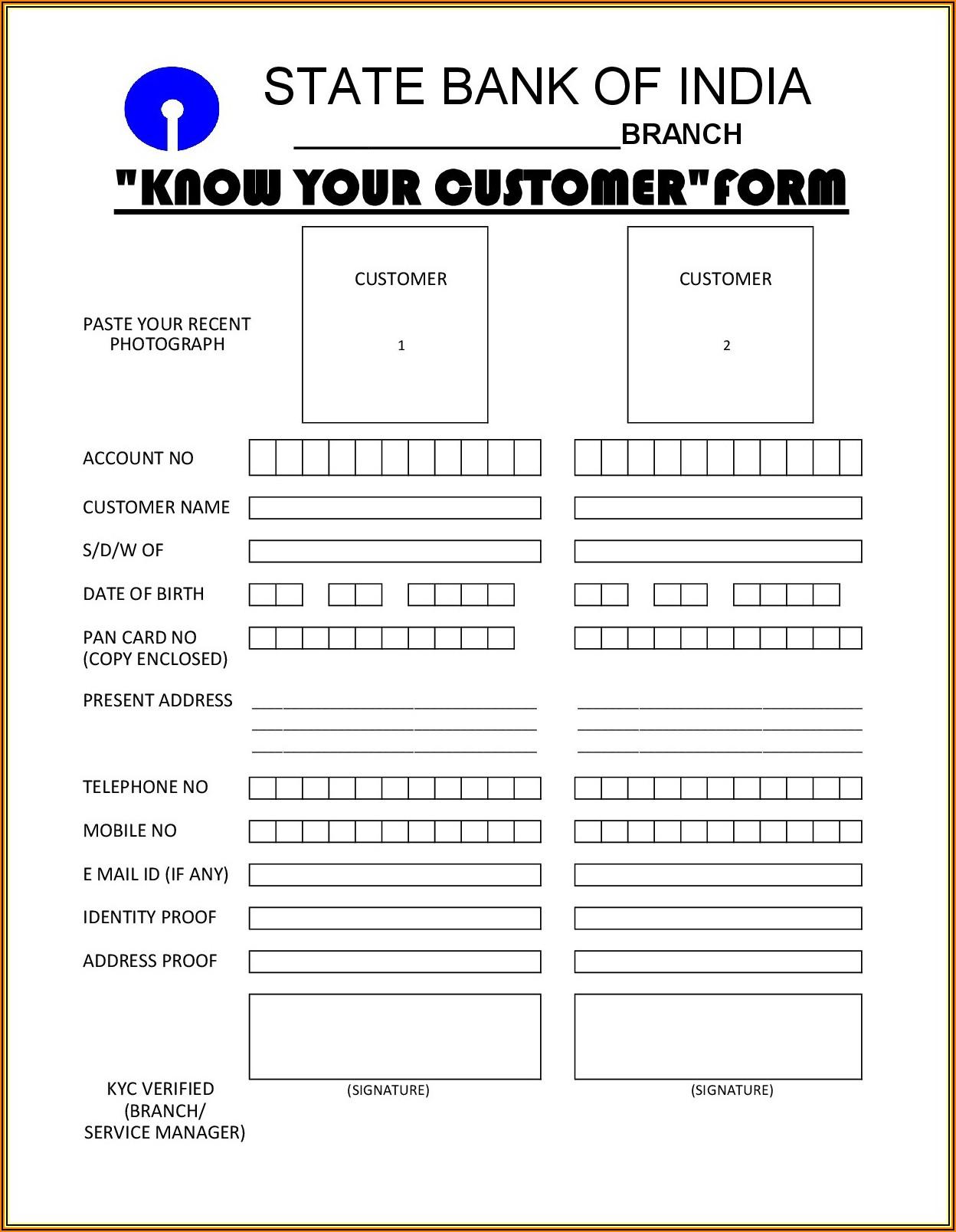 Roth Ira Application Form