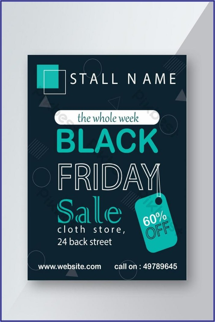Sale Flyer Template Free