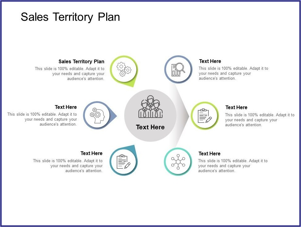 Sales Territory Plan Template Ppt