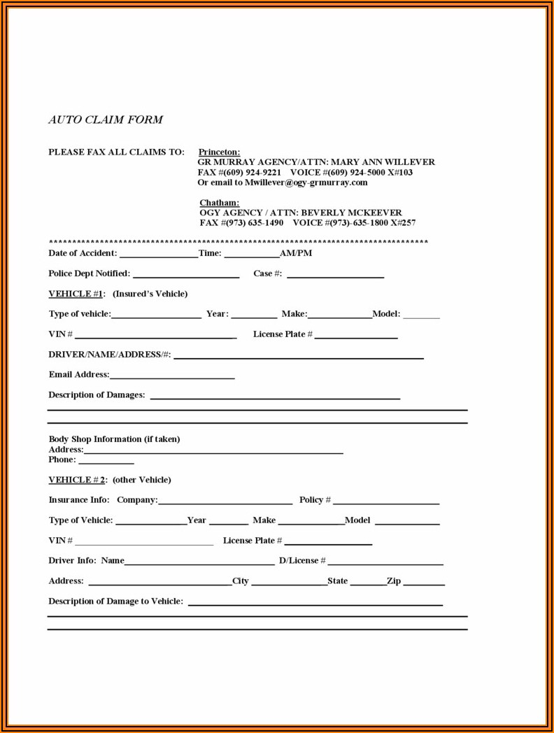Tesco Dental Insurance Claim Form