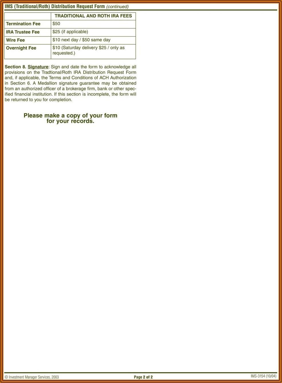 Vanguard Roth Ira Application Form
