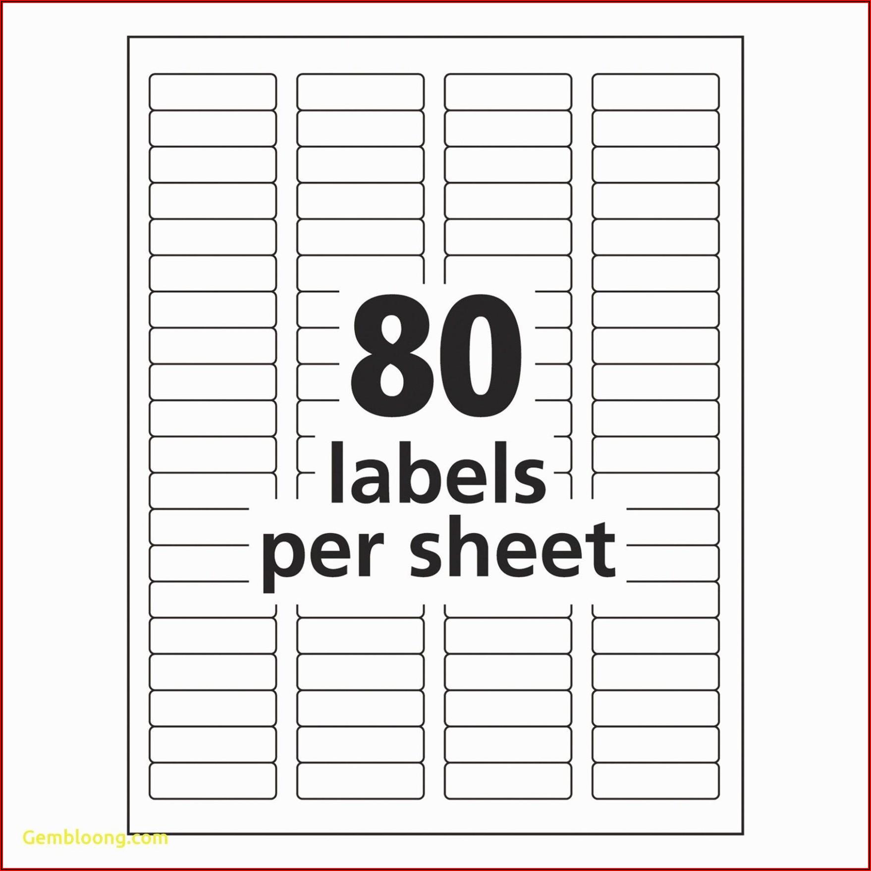 Wedding Address Labels Template Free