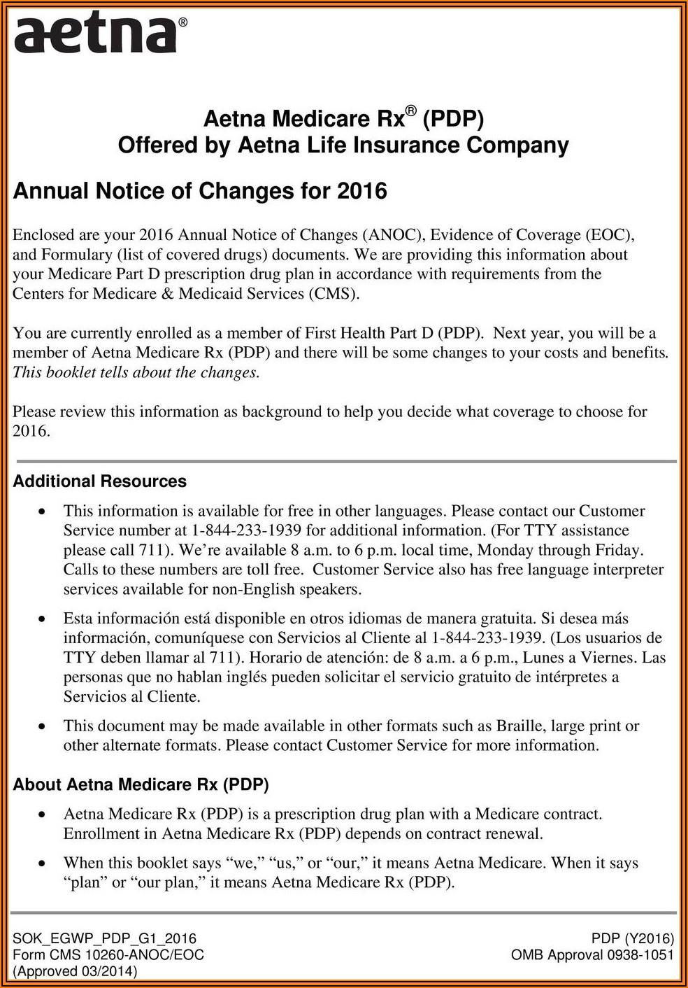 Wellcare Medicare Disenrollment Form