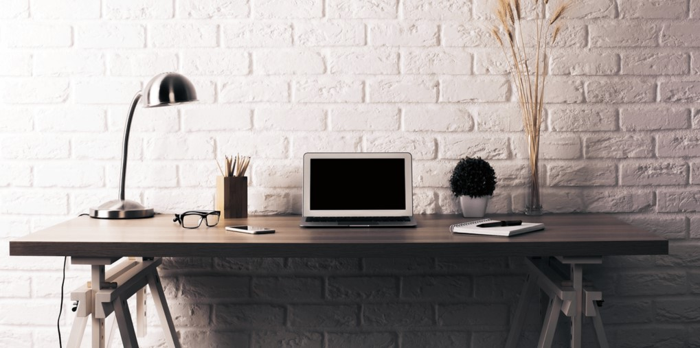 10 Tips To A Well Organized Work At Home Office Space And Home Life