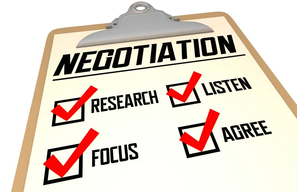 7 Basic Negotiating Tips