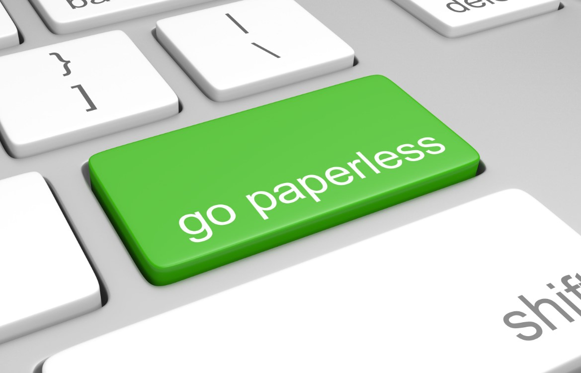 7 Mistakes To Avoid When Going Paperless