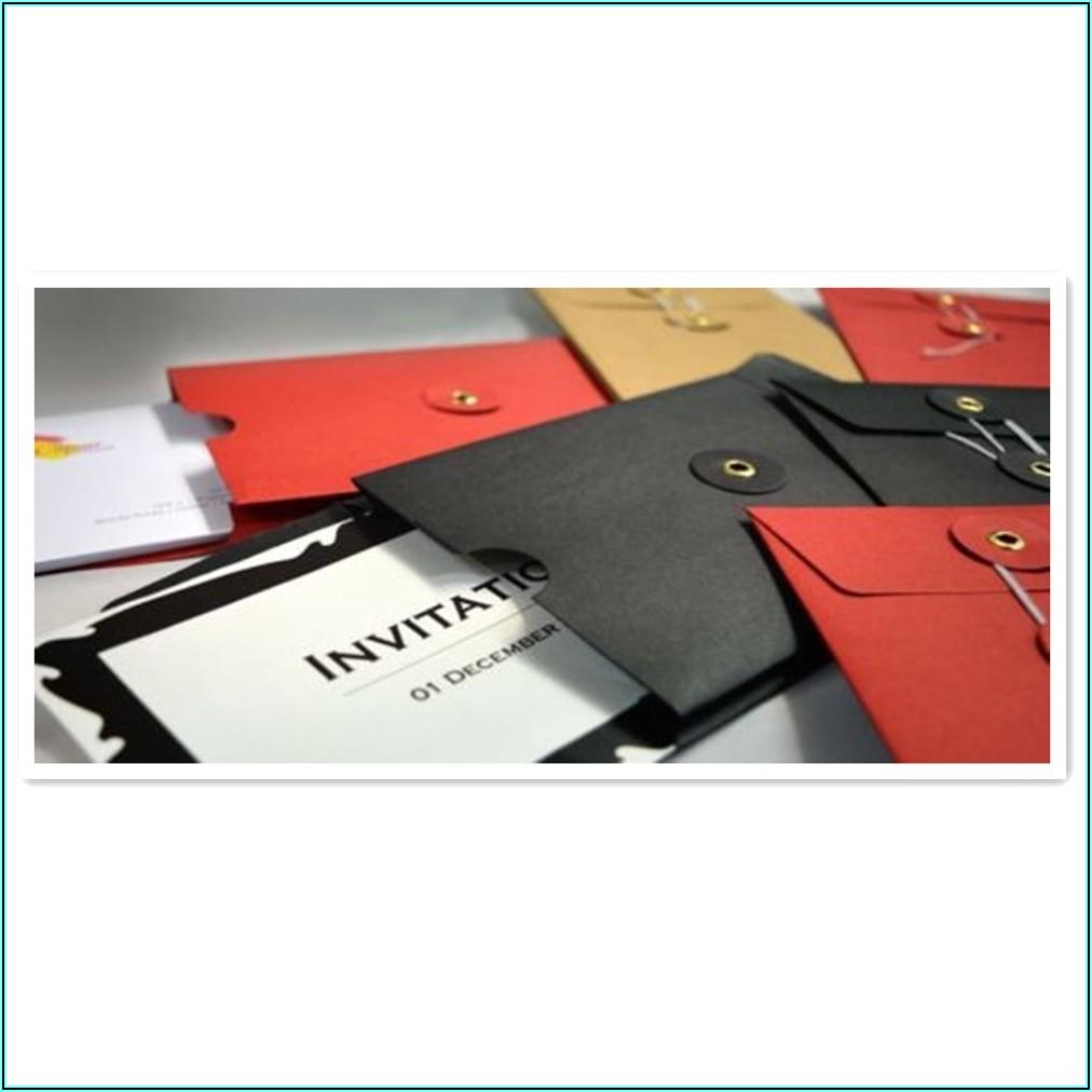 C6 String And Washer Envelopes