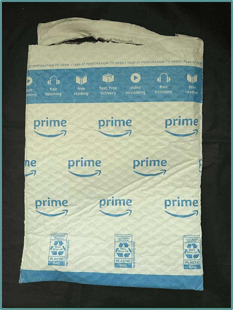 Can You Recycle Amazon Bubble Wrap Envelopes