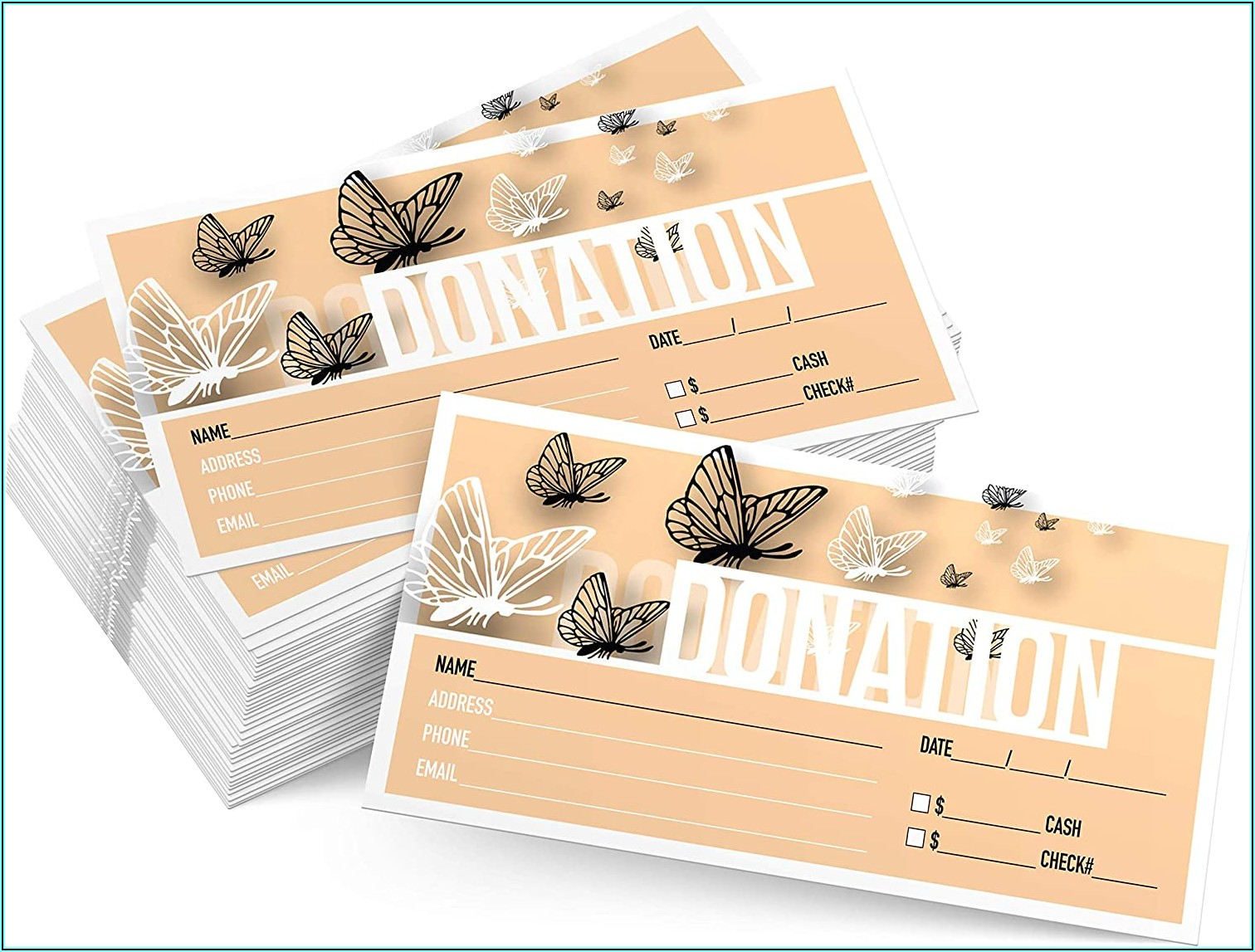 Custom Printed Tithe Envelopes